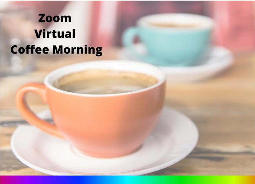 Zoom coffee morning